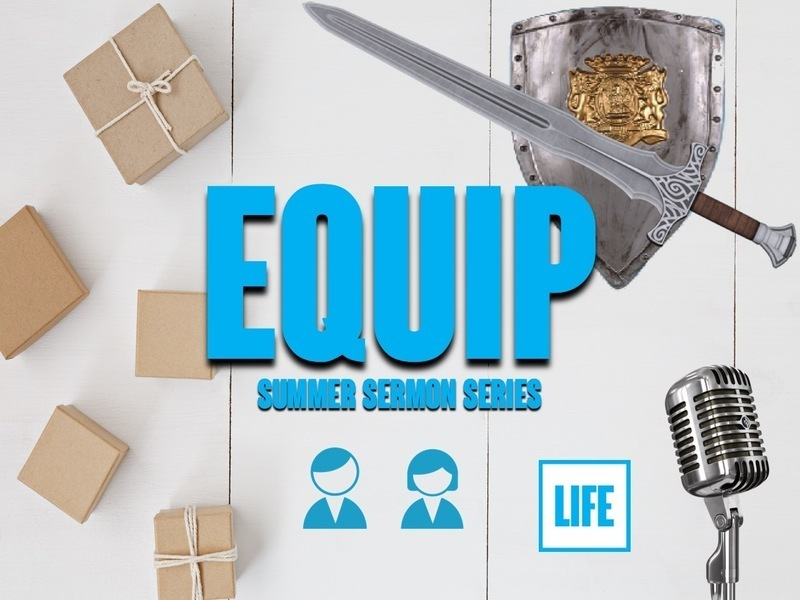 Equipped by the Spirit
