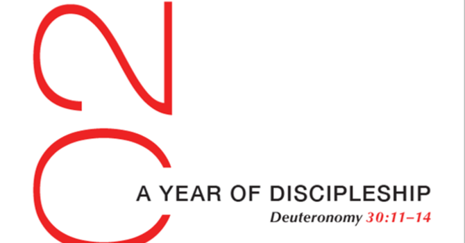 2020 is our Year of Discipleship image