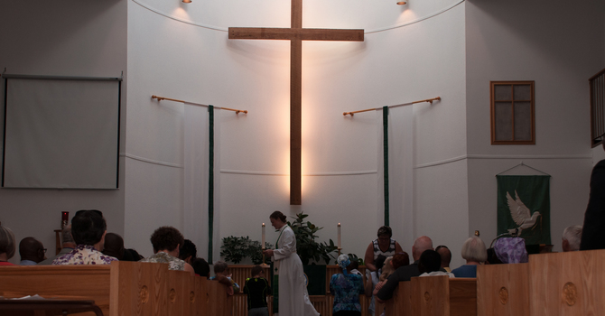 "Sunday Morning ""Spiritual Communion"" image"