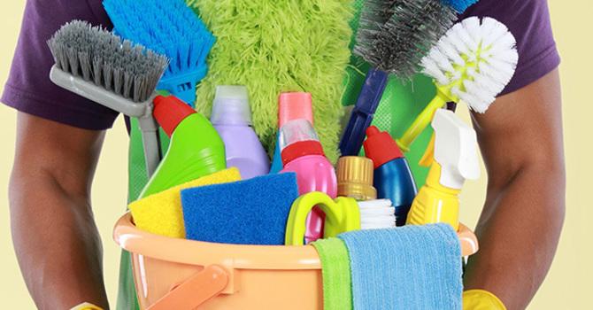 CLEAN UP CREWS!
