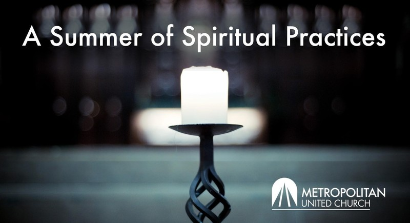The Spiritual Practice of Discernment