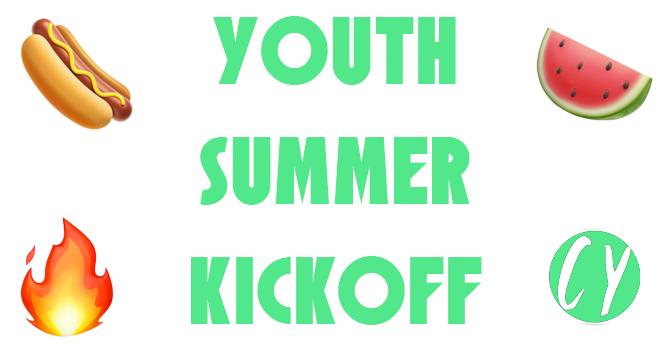 Youth Summer Kickoff