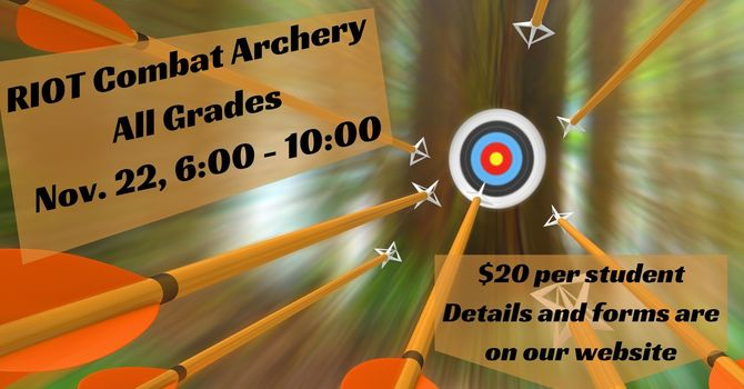 RIOT Combat Archery