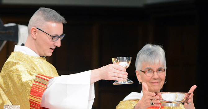 Archbishop Skelton to Preside at Mass for the City image