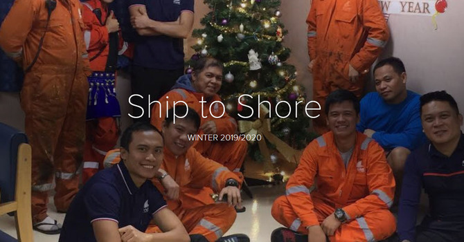 Winter 2020 Issue of Ship to Shore image