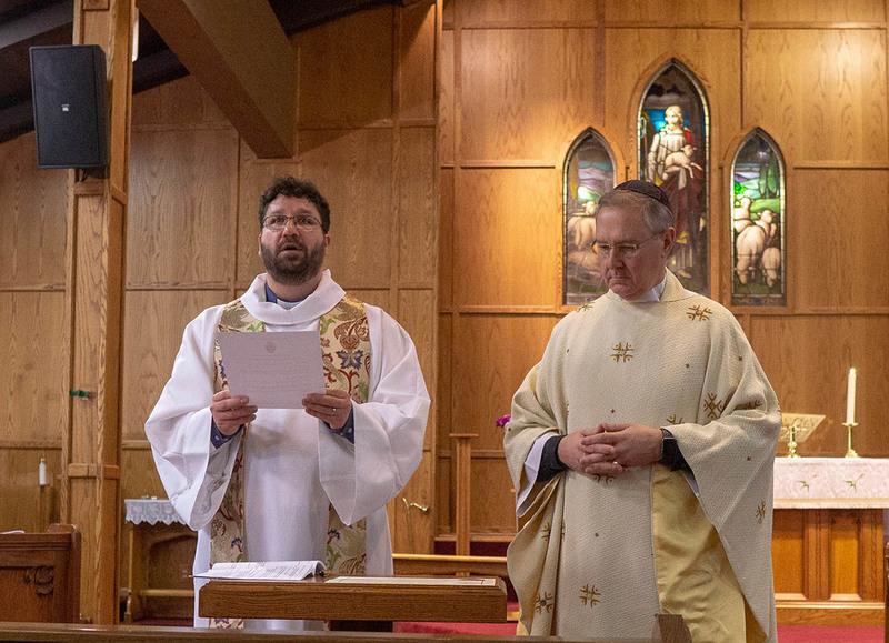 Induction of the Reverend Robin Ruder-Celiz