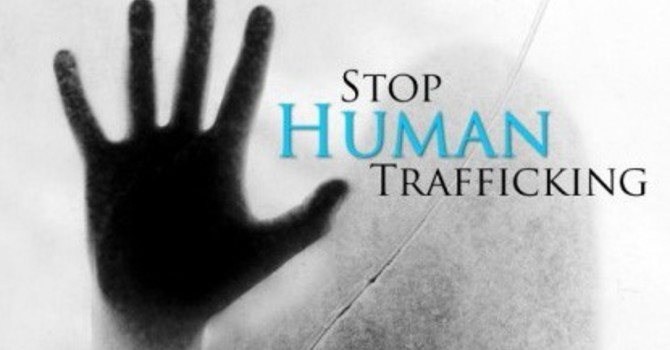 Free Lecture: Modern Day Slavery and Human Trafficking image