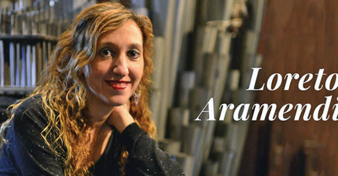 Loreto Aramendi Concert