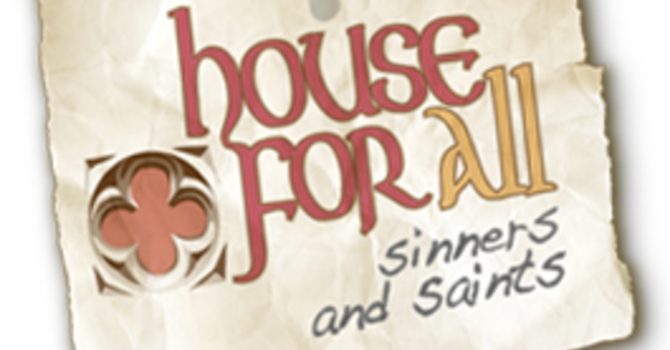 A House of Sinners and Saints image