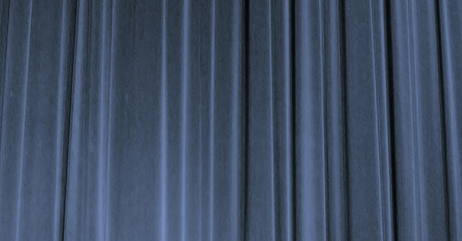 Let's tear the curtain image