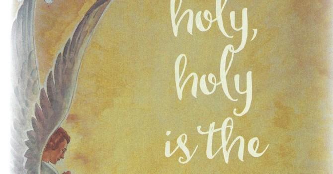 Worship Service Bulletin - The Holy Trinity image