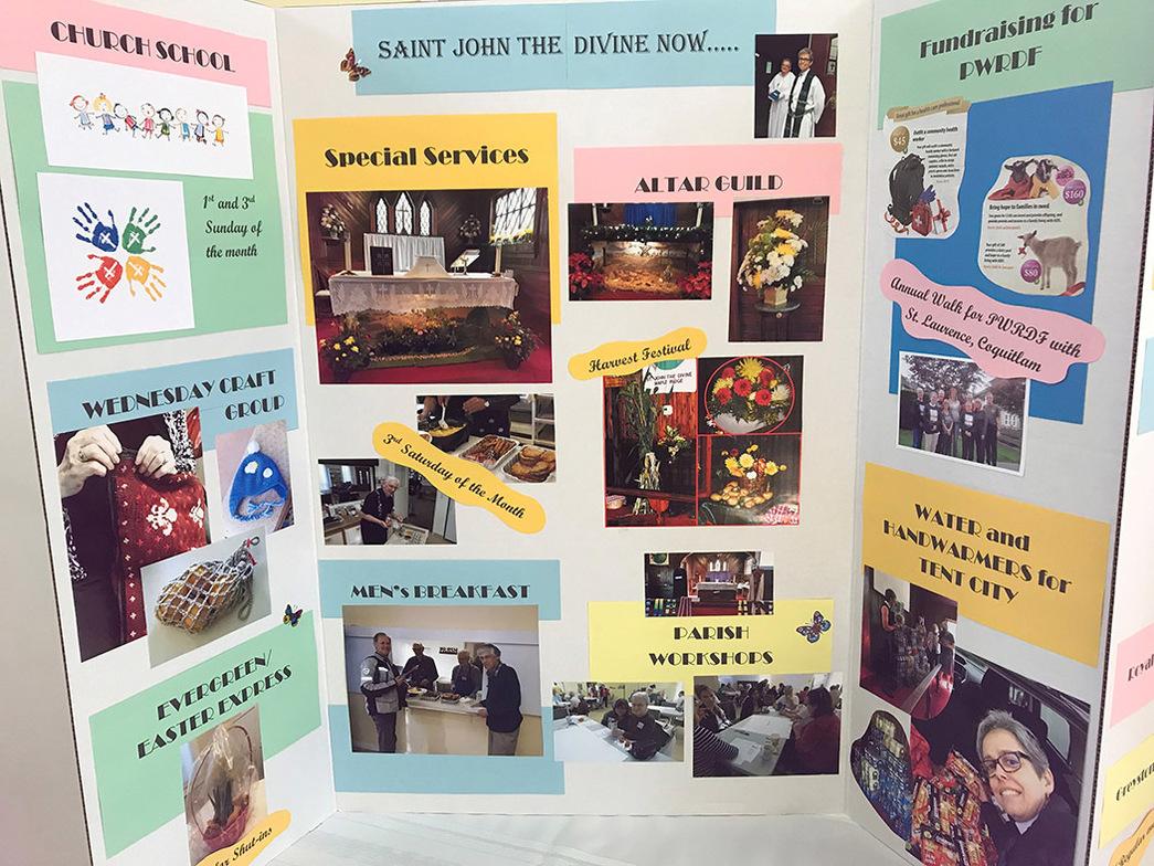 St  John the Divine, Maple Ridge - Anniversary Weekend | St