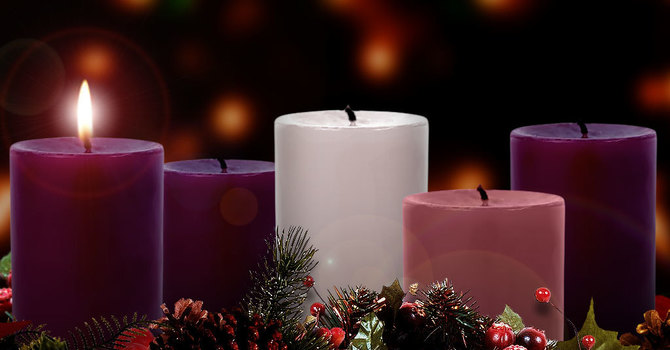 Advent Wreath image
