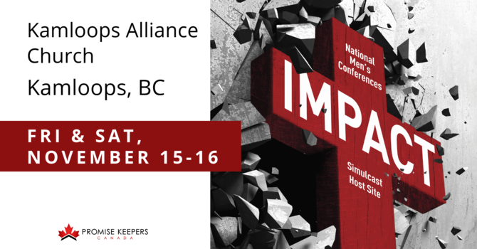 Impact - Men's National Conference
