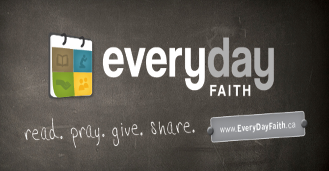 EVERYDAY Faith image