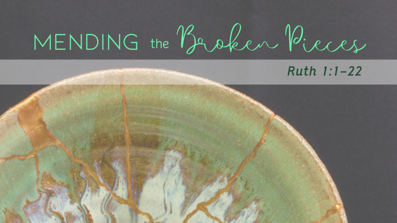 Mending the Broken Pieces