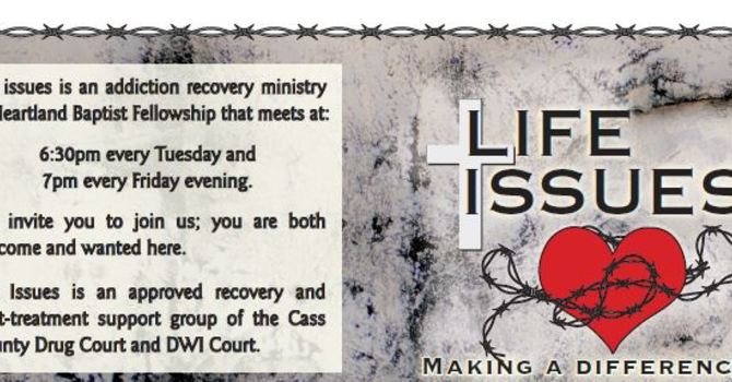 Life Issues Impacting Lives in Cass County image