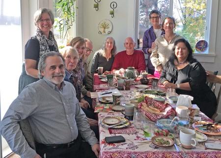 KAIROS Leadership Visit