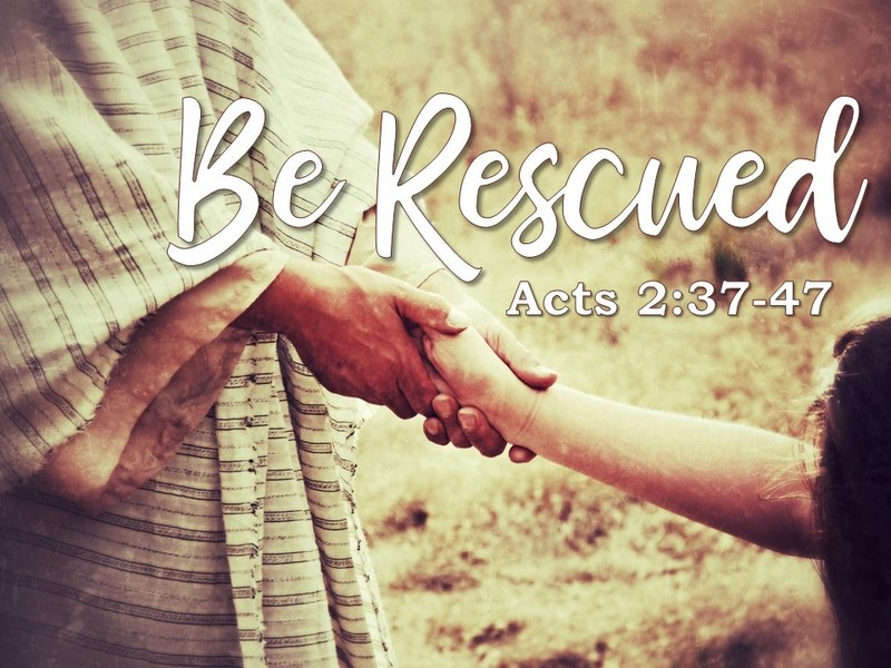 Be Rescued