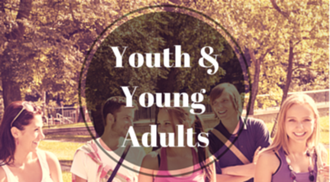 youth and young adults ministry books