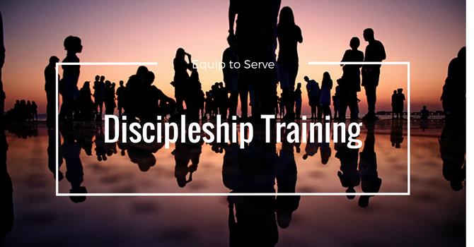 Discipleship Training image