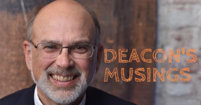 Deacon's Musings image
