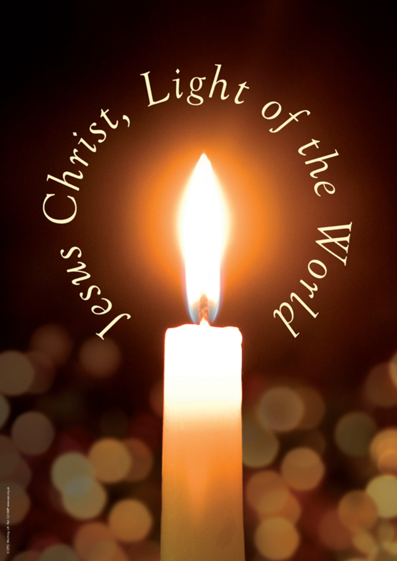 "The Advent of God's Presence: The Christ Light"" (Part Four of Four)"