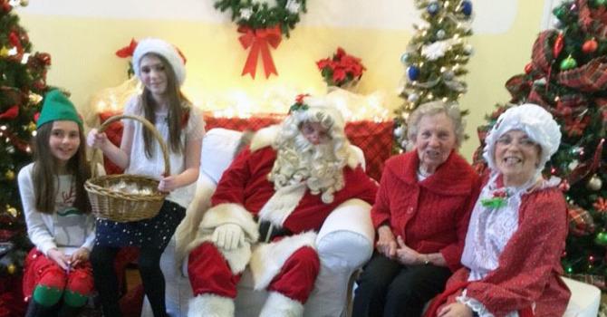 Christmas Homecoming in Maple Ridge