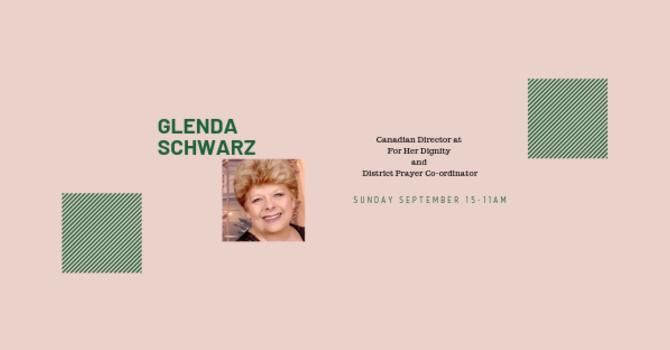 Glenda Schwarz
