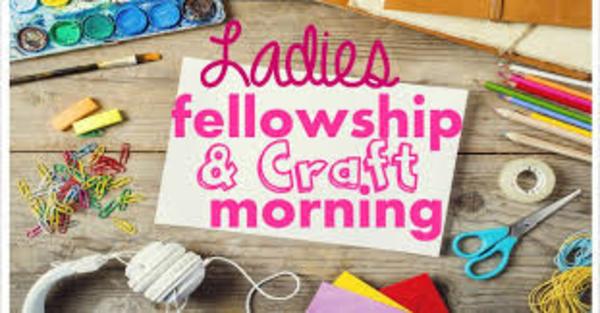 Women's Craft Morning