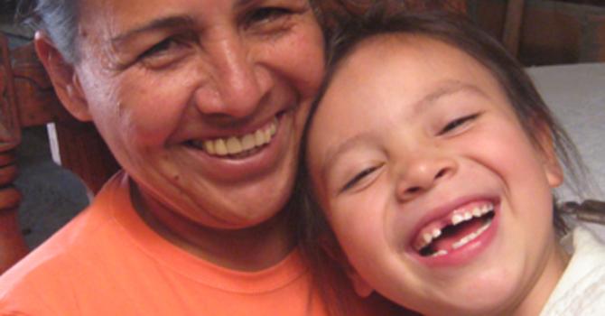 Education Brings Hope in Colombia image