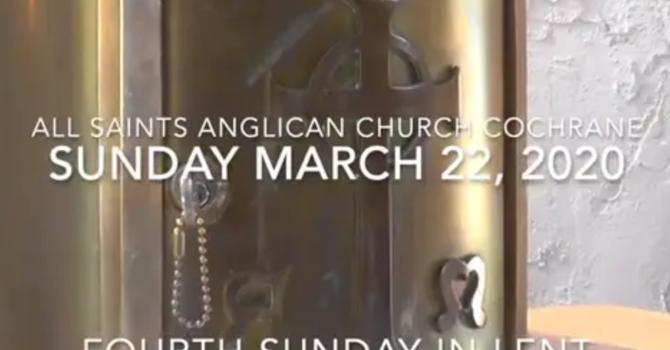 Eucharist Service Lent 4
