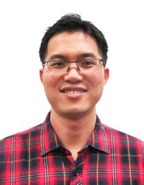 余德仁牧師 Peter Yu