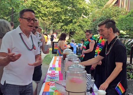 St. Paul's Pride High Iced Tea