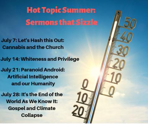 Hot Topic Summer 2019