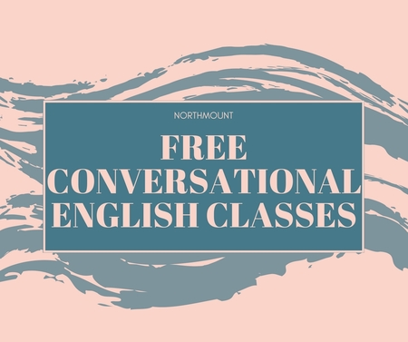 COMING SOON: Conversational English Class