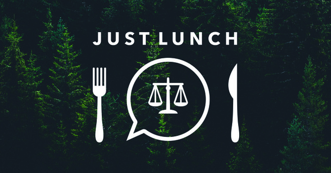 Just Lunch | Climate Edition