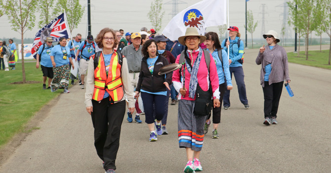 Treaty Talk: Walk for Common Ground Extends Journey of Unity and Understanding  image