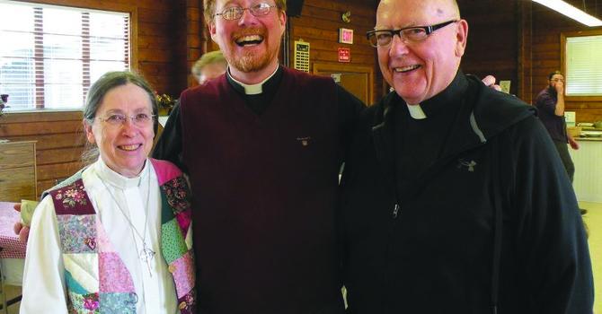 Upper Fraser Valley Churches celebrate National Flag Day image