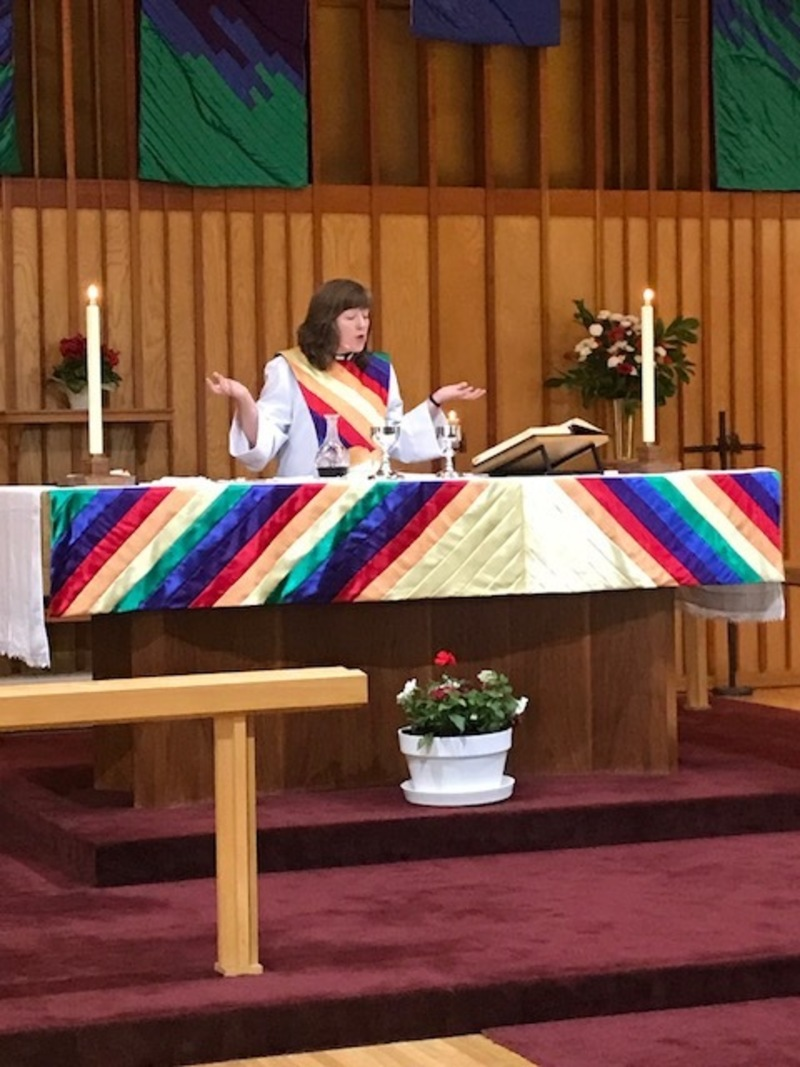 Reflections on an Anglican Service