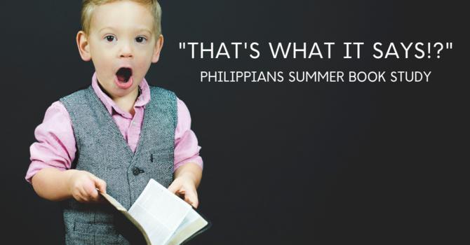 Intro to Philippians
