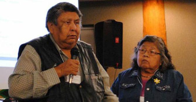 Honouring Pastoral Elder Jimmy Toodlican image