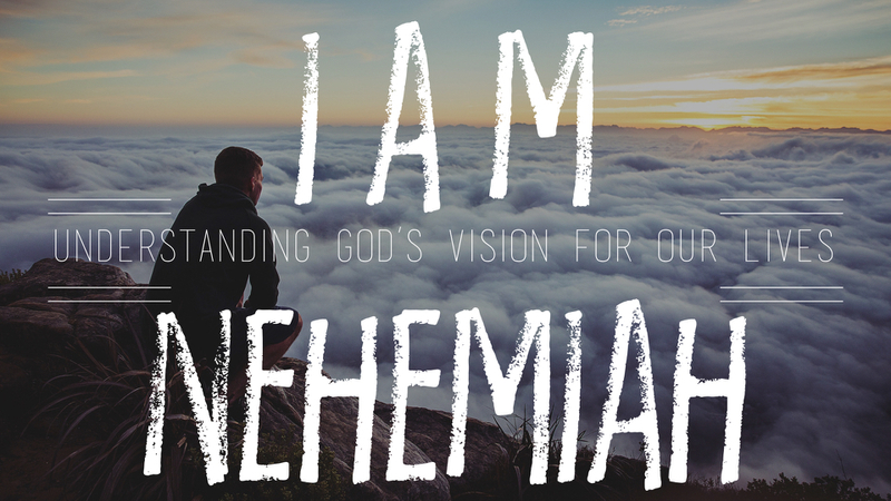 I Am Nehemiah: Rising Above
