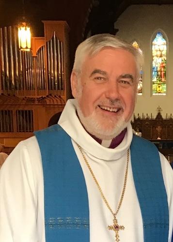 The Right Reverend Dennis Drainville