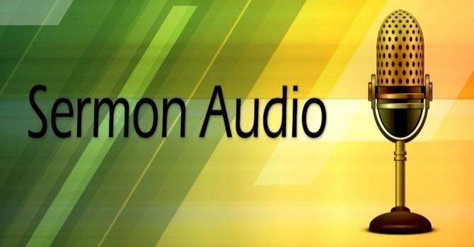 WANT TO HEAR A SERMON? image
