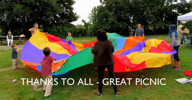 THANKS FOR ANOTHER GREAT PICNIC image