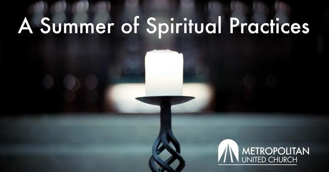 The Spiritual Practice of Reading Scripture