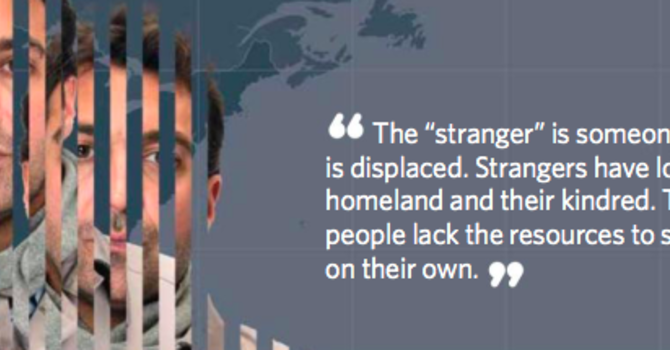 A Stranger Kind of Love: Responding to the Refugee Crisis image
