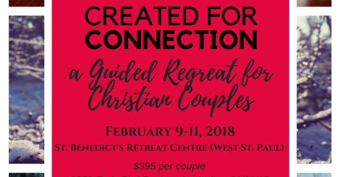 Marriage Retreat - Feb 9-11. Early bird $ by Dec 31. image