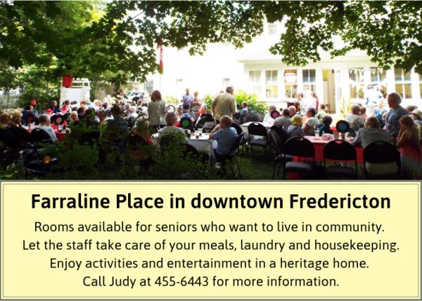 Vacancies at Farraline Place